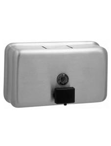 Bobrick Classicseries Surface Mounted Horizontal Soap