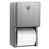 Bobrick Surface-Mounted Multi-Roll Toilet Tissue Dispenser