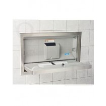 Bobrick Koala Stainless Steal Baby Changing Station